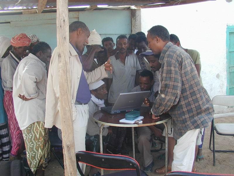 hvor ligger eritrea